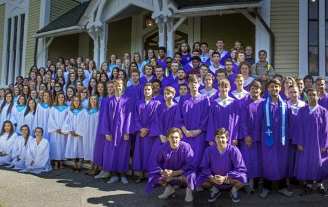 Gender-specific graduation gowns spark discussion