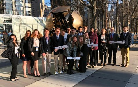 Debate preparation pays off for Model UN Club
