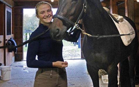 A passion for riding motivates Bella Thorpe